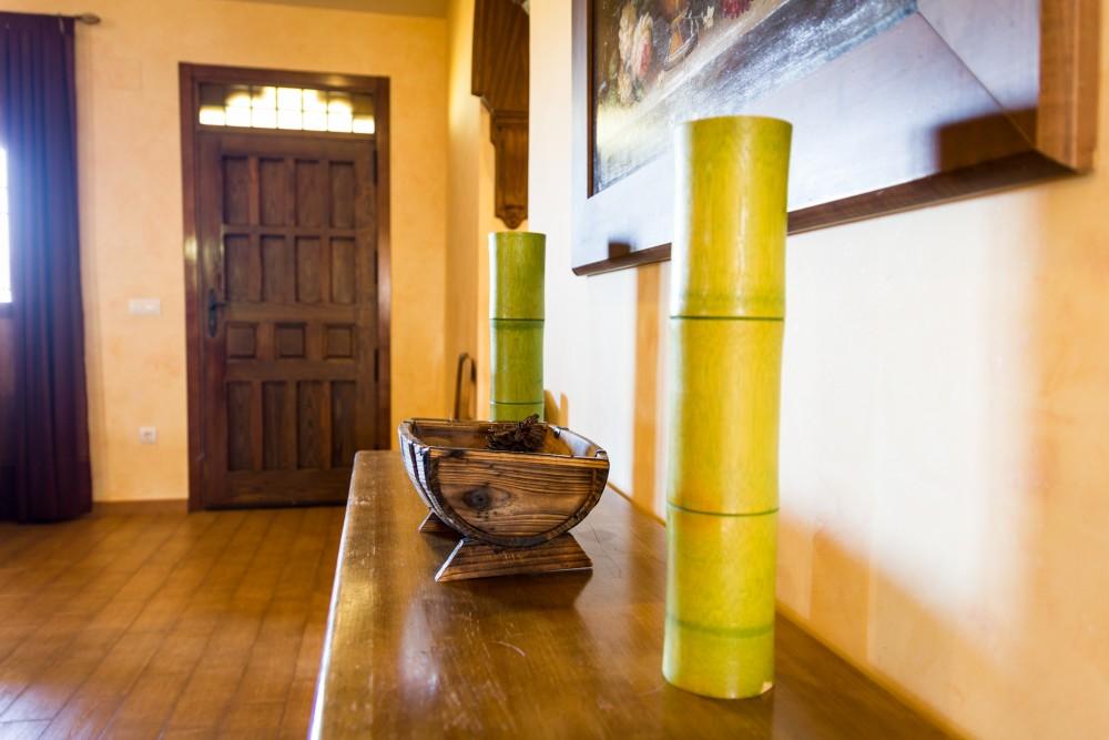 Salón en casa rural villanova, Toledo