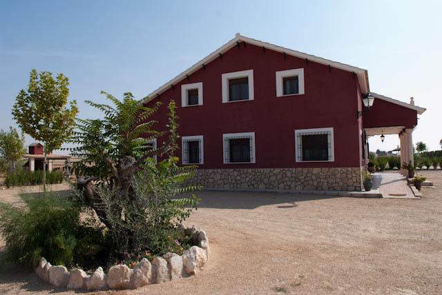Exteriores casa rural villanova, Toledo
