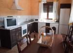 Cocina planta baja - casa rural villanova, Toledo